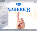 Adhere Rx CBT Interface